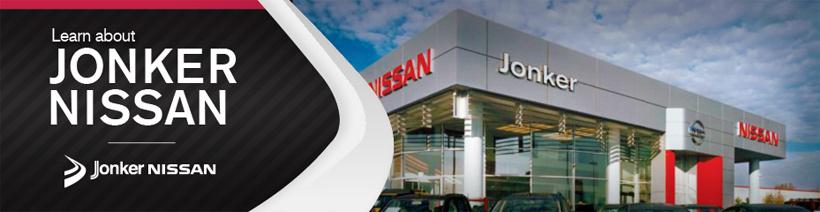 About Jonker Nissan