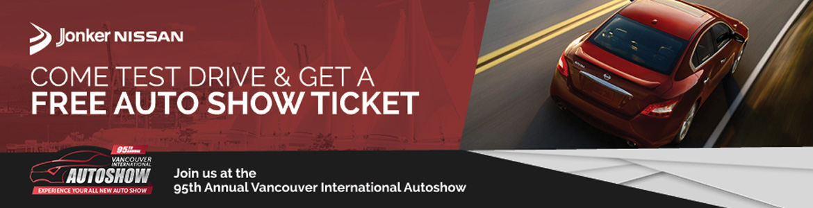 Vancouver International Auto Show